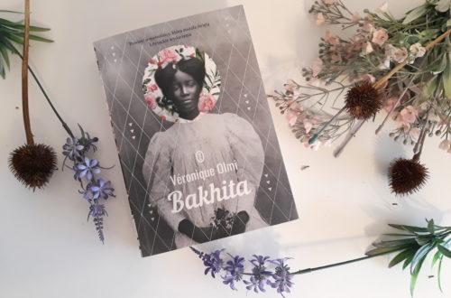 Okładka książki Bakhita Veroniki Olmi. Zdjęcie Agata Bobryk