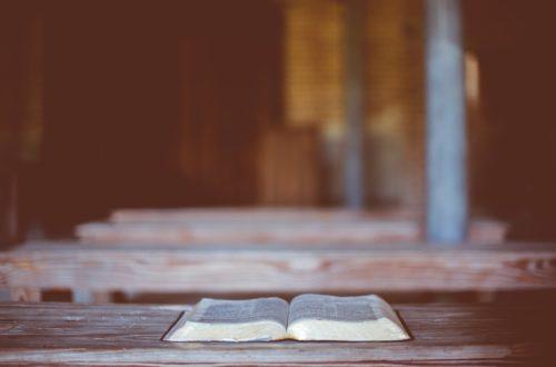 Biblia. Medytacja Słowa Bożego.