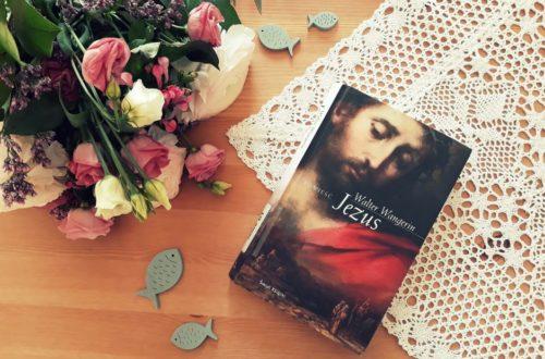 Okładka książki Jezus Waltera Wangerina